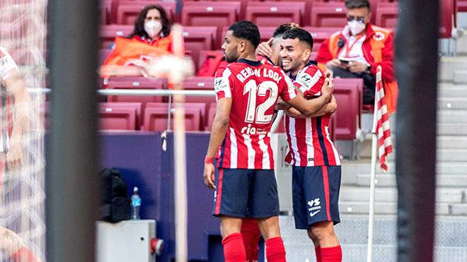 """Atletico thắng """"5 sao"""": Giá trị của tinh thần"""