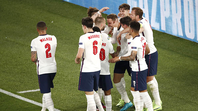 Một đội tuyển Anh lạ lẫm, tươi mới ở EURO 2021