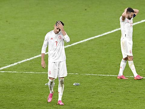 Kẻ chiến bại Tây Ban Nha: Thất bại của tương lai