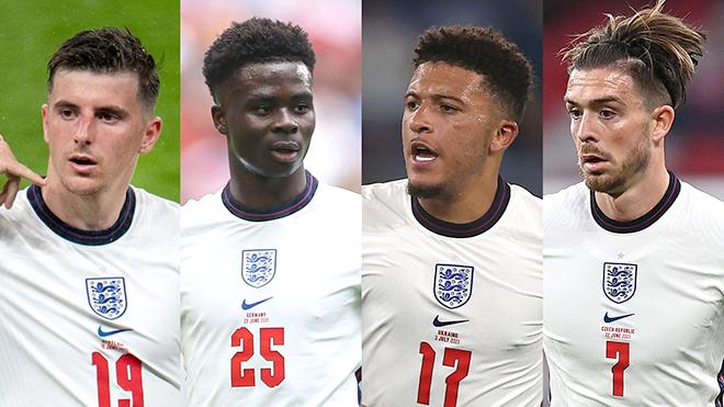 Đội tuyển Anh: EURO cho hiện tại, World Cup cho tương lai