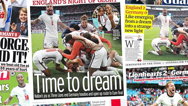 Xem bóng đá từ châu Âu: Bóng đá đang trở về nhà