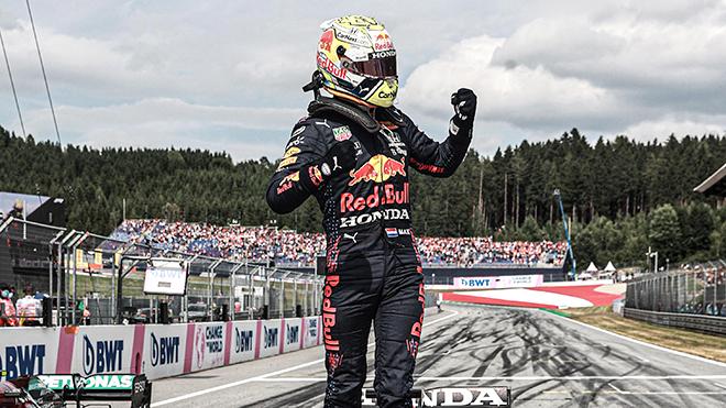 F1: Đằng sau Grand Slam đầu tiên của Verstappen