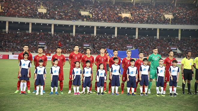 Sân Mỹ Đình và niềm tin chiến thắng của tuyển Việt Nam