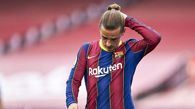 Chuyển nhượng Barcelona: 'Phẫu thuật' Griezmann để sinh tồn