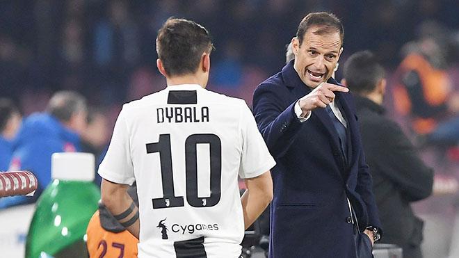Chuyển nhượng Juventus: Giữ chân Dybala là ưu tiên số một