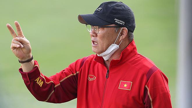 HLV Park Hang Seo sàng lọc cầu thủ