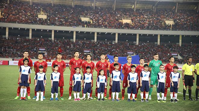 AFF Cup: Đội tuyển Việt Nam 'kê cao gối'