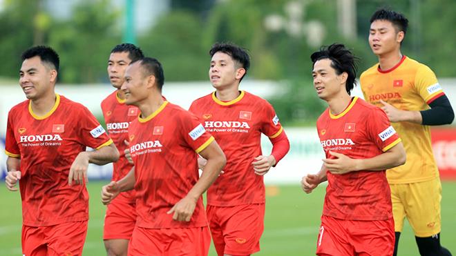 Việt Nam quyết lấy điểm trước đội tuyển Trung Quốc