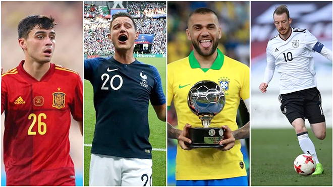 Bóng đá nam Olympic 2020: Brazil quyết giữ ngôi, Tây Ban Nha đáng gờm