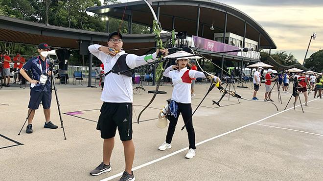 Thể thao Việt Nam tại Olympic Tokyo 2020: Tích cực tập luyện