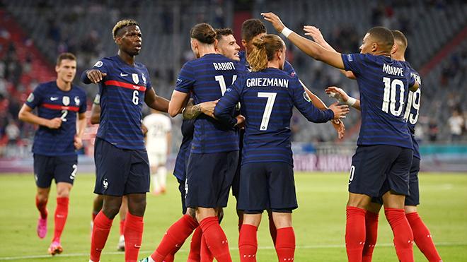 Nhìn lại vòng đấu bảng: Pháp và phần còn lại của EURO