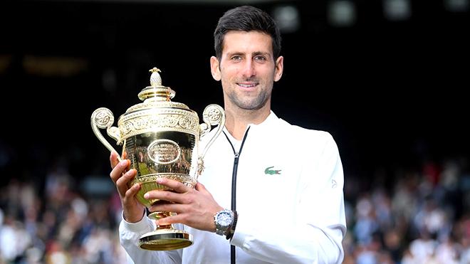 Wimbledon 2021: Djokovic trước ngưỡng lịch sử