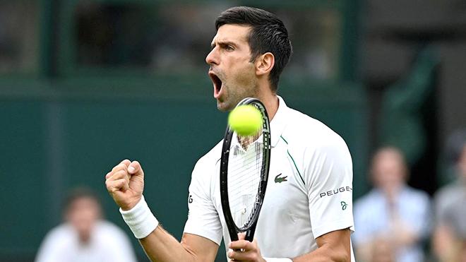 Wimbledon 2021: Djokovic ngược dòng đẳng cấp, Tsitsipas thua sốc