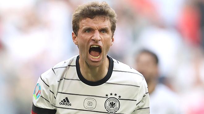 Đội tuyển Đức: Trên đôi vai của cận vệ già Thomas Muller
