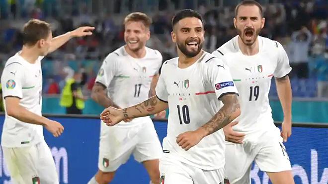 Đội tuyển Italy: Đêm không ngủ ở Rome