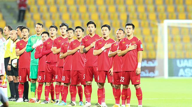 bóng đá Việt Nam, tin tức bóng đá, đội tuyển Việt Nam, dtvn, Park Hang Seo, bốc thăm vòng loại thứ ba World Cup, lịch thi đấu vòng loại thứ ba World Cup, VTV6
