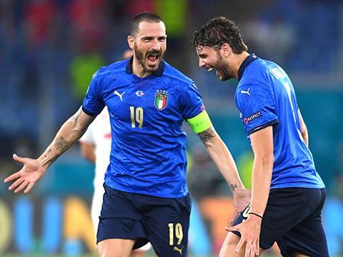 Đội tuyển Ý: Bay lên đi, hỡi những người Thiên thanh