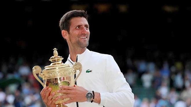 Tennis: Ai cản nổi Djokovic ở Wimbledon?