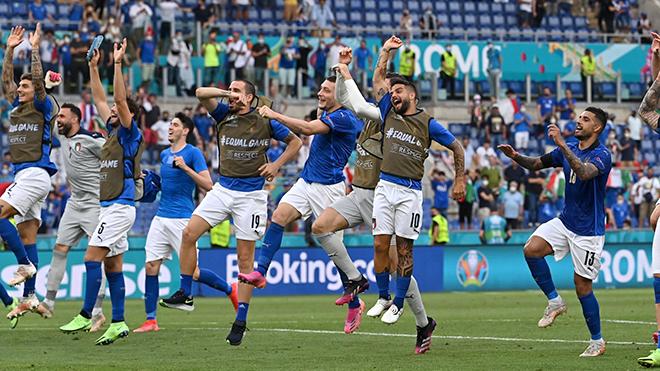 Ý toàn thắng ở vòng bảng EURO: Sẵn sàng cho cuộc trường chinh