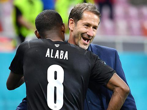 Đội tuyển Áo: Vũ điệu Foda-Alaba