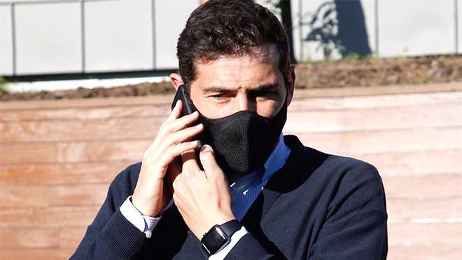 Casillas vào viện vì đau tim