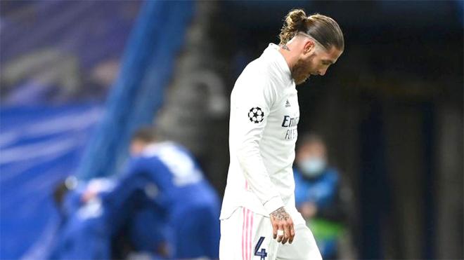 Sergio Ramos: Rời Real Madrid trên chiếc cầu Stamford, Chuyển nhượng Real Madrid, Ramos rời Real Madrid, Ramos tới MU, chuyển nhượng bóng đá, tin tức chuyển nhượng, Ramos