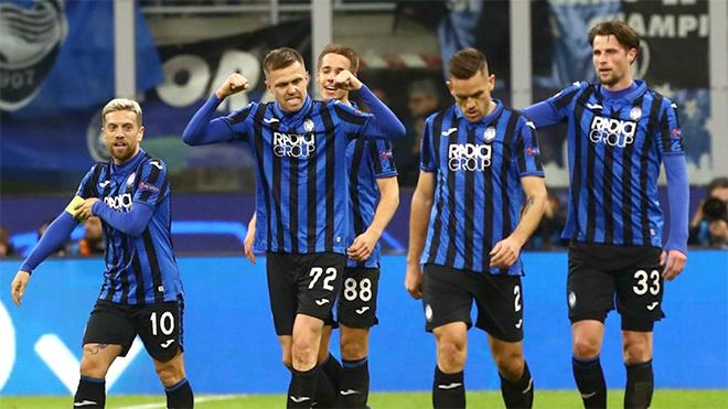 Cuộc đua vào Top 4 bóng đá Ý: Atalanta và Milan có thể giành vé sớm