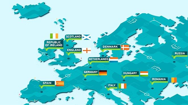 Nhiều âu lo vì EURO 2020