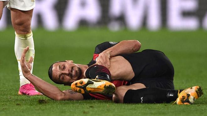 EURO 2020 không có Ibrahimovic và Van Dijk