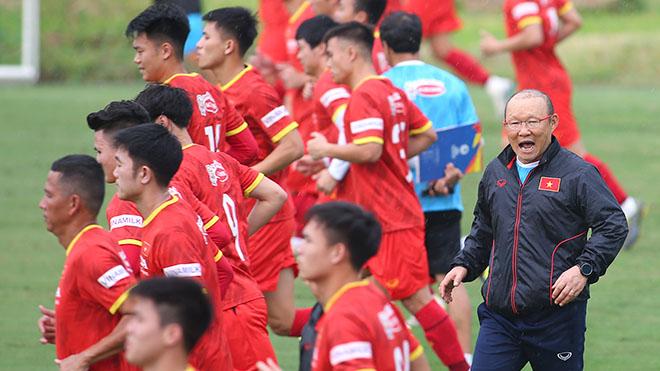 Tuyển Việt Nam dự vòng loại World Cup: Tìm đội hình 1 của HLV Park Hang Seo