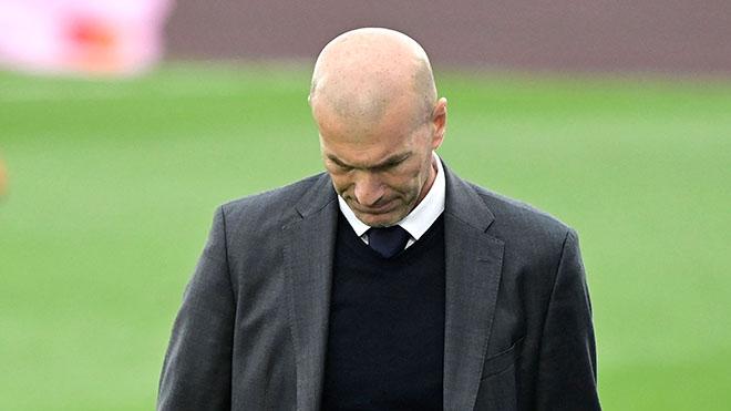 Real Madrid phải thay đổi, nhưng không phải từ Zidane