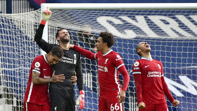 Trực tiếp Burnley vs Liverpool: Quyền tự quyết tấm vé Champions League