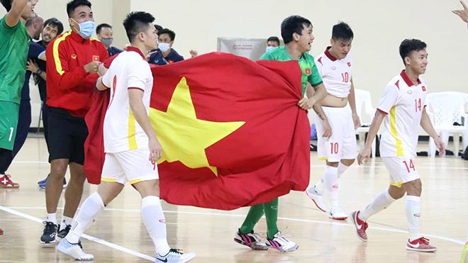 Futsal Việt Nam và niềm cảm hứng mang tên World Cup