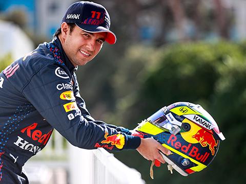 Chặng Azerbaijan Grand Prix: Verstappen để tuột chiến thắng, Perez về nhất