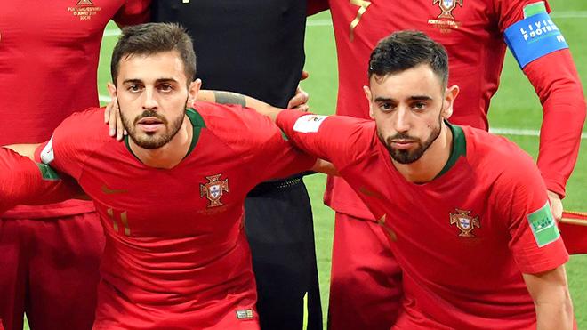 Fernandes, Silva làm mới tuyến giữa Bồ Đào Nha?