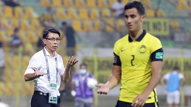 4 'tử huyệt' của tuyển Malaysia