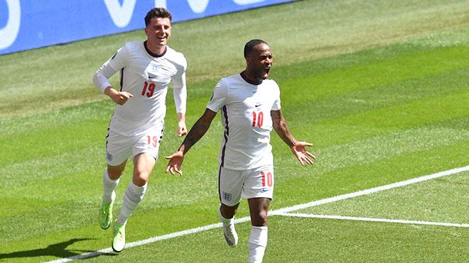 ĐIỂM NHẤN Anh 1-0 Croatia: Sterling không còn vô duyên. Tuyển Anh đã phá dớp