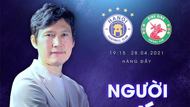 Hà Nội FC chờ HLV Park Choong Kyun trổ tài