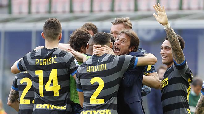 Inter Milan giành Scudetto: 5 dấu mốc trên đường vô địch