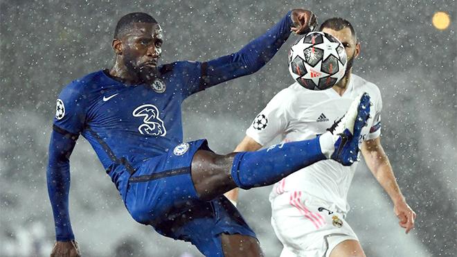 Hàng thủ Chelsea: Điểm tựa Mendy và Rudiger