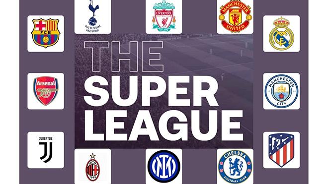 Super League, biểu tượng của lòng tham và ích kỷ