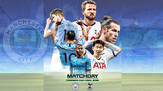 Man City vs Tottenham: Chiếc cúp thời hậu Super League