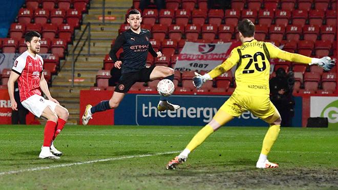Trực tiếp West Brom vs Man City (3h15 ngày 27/1): De Bruyne chấn thương, cơ hội cho Foden?