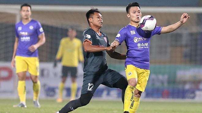 'Hà Nội, Viettel đứng cuối bảng V-League do chủ quan'