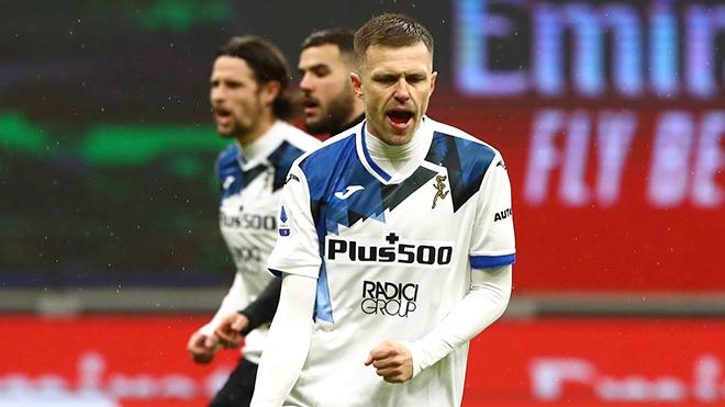 Atalanta, sự trở lại của bóng đá niềm vui