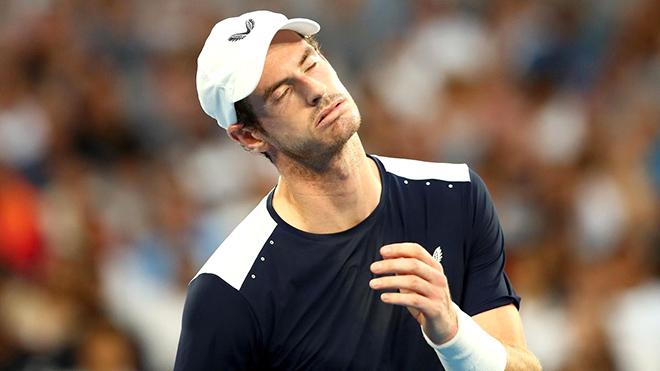 Andy Murray rút lui khỏi Australian Open 2021: Bệnh nhân người Anh