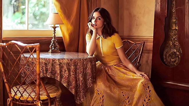 Ana de Armas: Từ người đẹp chuyên 'cảnh nóng' tới 'Bond girl' thế hệ mới