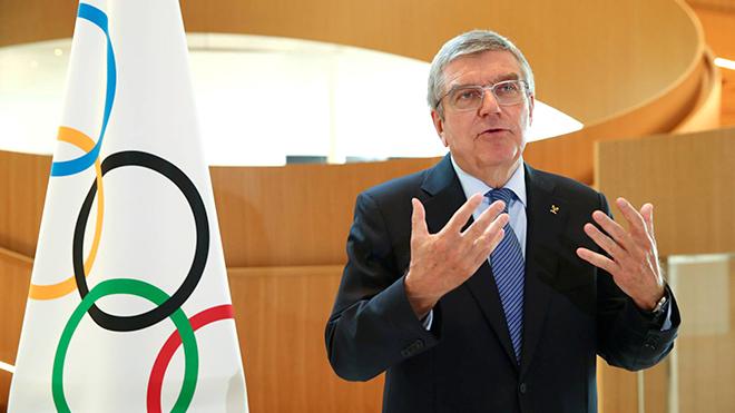 """Chủ tịch Ủy ban Olympic quốc tế Thomas Bach: Olympic Tokyo sẽ """"an toàn và thành công"""""""