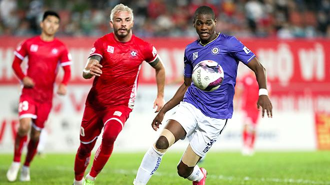 Vì sao 'sát thủ' Bruno lạc lõng ở Hà Nội FC?