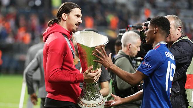 Milan vs MU: Ngày Rashford tái ngộ Ibra